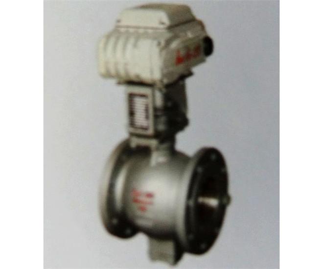 ZDRV系列电动V型调节球阀