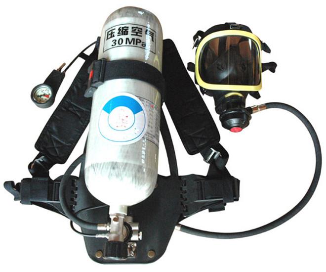 RHZK系列正压空气呼吸器