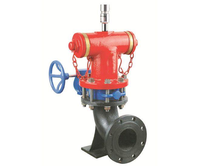 A型消防水泵接合器